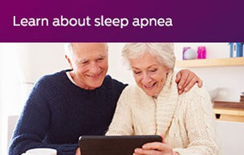 Learn about sleep apnea