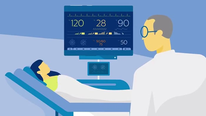Philips Patient Monitoring video thumbnail