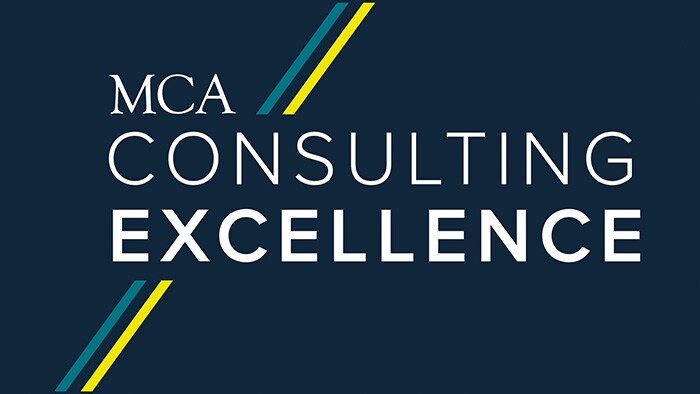 MCA Consulting Excellence logo