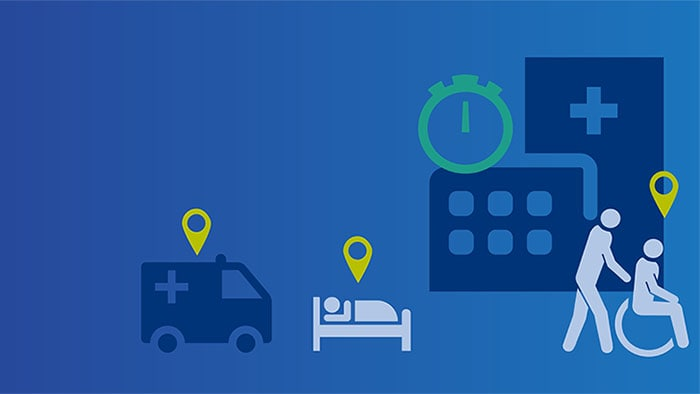 PerformanceFlow. Real-time insights on your daily hospitals operations.