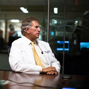 Barry T. Katzen M.D. - Founder and Chief Medical Executive of Miami Cardiac & Vascular Institute