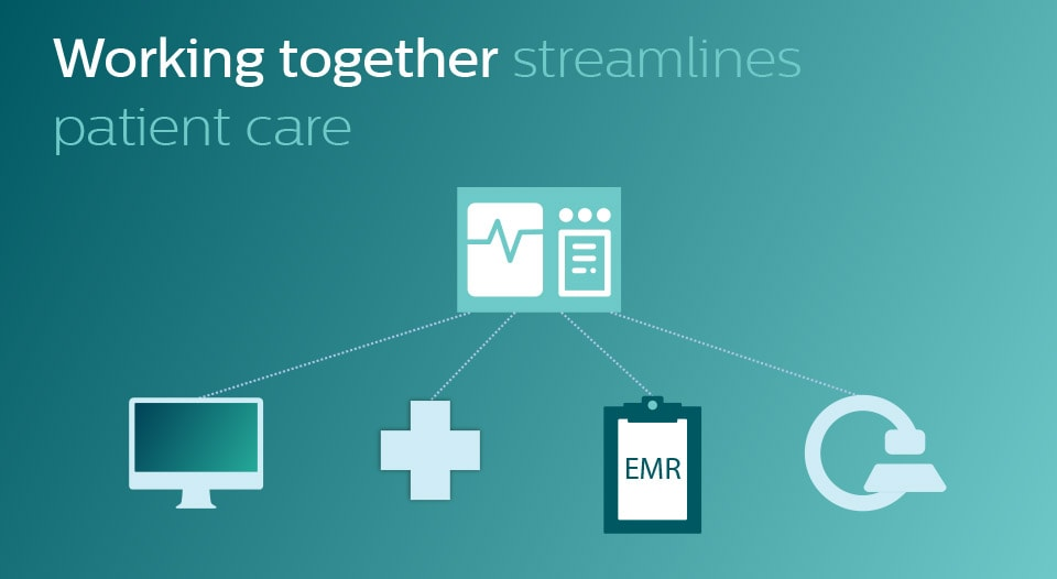 Integrated technology and care teams streamline workflow