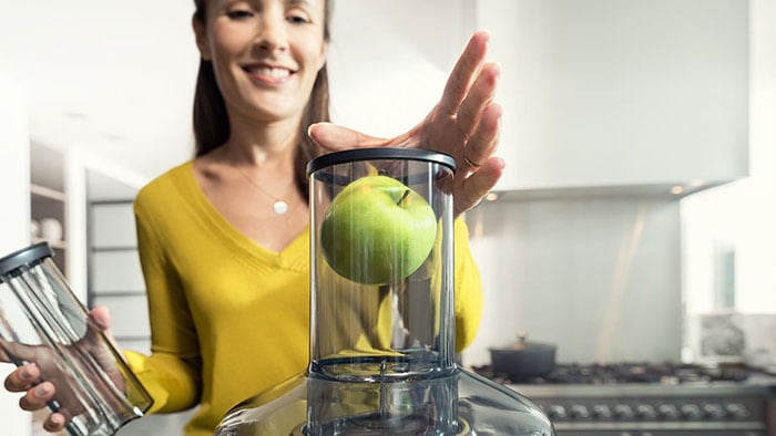 Philips Avance centrifugal juicer video