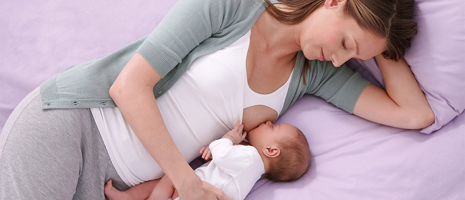 Philips AVENT - Breastfeeding in the first 24