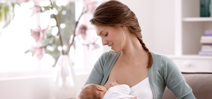 Philips AVENT - Top 10 breastfeeding tips