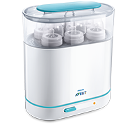 Philips AVENT 3 in 1 electric steam sterilizer