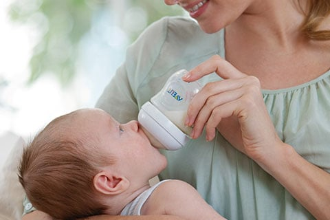 Baby Bottle and Teat Guide