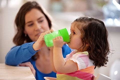 Find the best sippy cup for your toddler