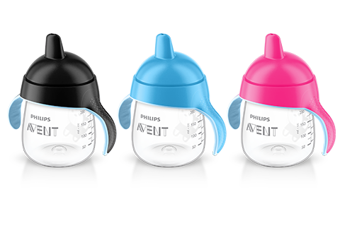 Leak proof sippy cups Philips Avent