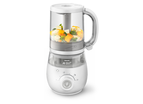 Toddler Feeding products: Baby food maker and Tableware Philips Avent