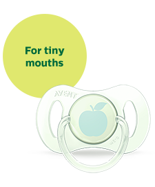 Philips Avent Newborn Pacifiers 0 to 2 months