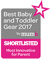 Shortlisted award - Most innovative for parent - 2017