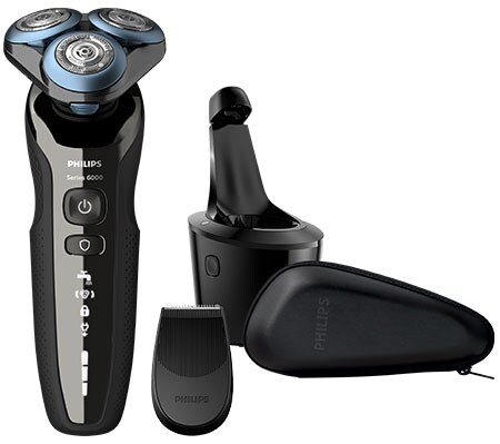 Philips electric shaver for sensitive skin series 6000