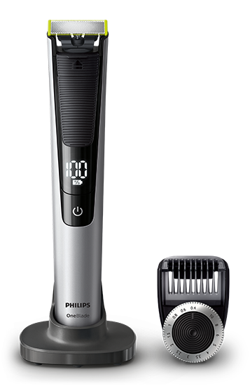 oneblade pro the new way to trim edge and shave philips. Black Bedroom Furniture Sets. Home Design Ideas