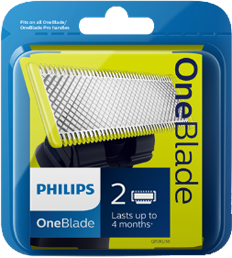 Philips OneBlade Pro replacement pack