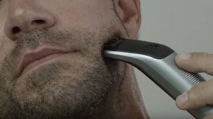 How to shave with OneBlade Pro with stubble