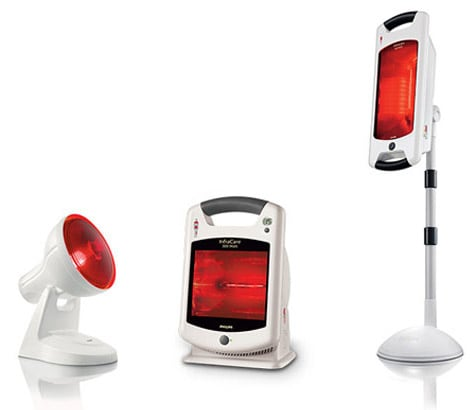 Infrared Lamps For Pain Relief Philips