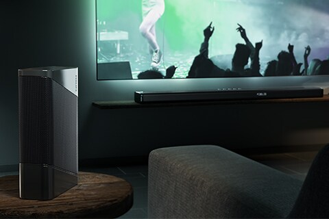 Philips Fidelio B97 soundbar