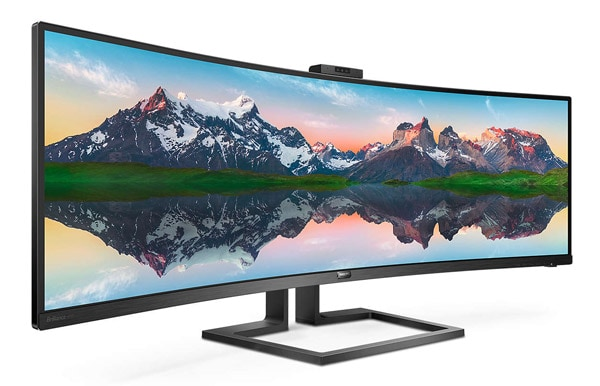 Curved monitors serie 499P9H/00