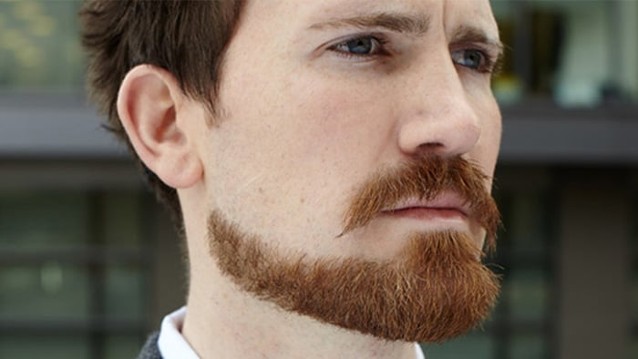 Beard styles for men - and what to call them