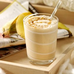 Banana Coffee Caramel Smoothie | Philips Chef Recipes