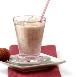 Lychee milk shake | Philips Chef Recipes