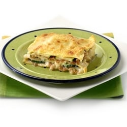 Chicken lasagne | Philips Chef Recipes