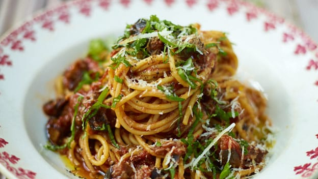 Spaghetti alla Norma | Philips Chef Recipes