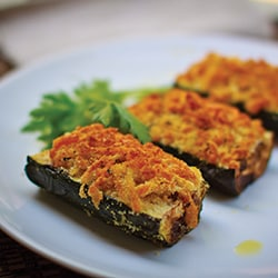 Courgette gratin | Philips Chef Recipes