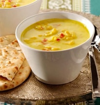 Cold Buttermilk Soup With Curry And Chilli | Philips Chef Recipes