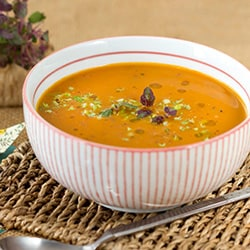 Indian styled lentil soup | Philips Chef Recipes