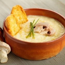 Potato soup with truffle oil | Philips Chef Recipes