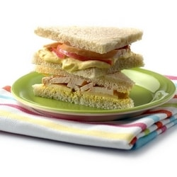 Turkey sandwich | Philips Chef Recipes