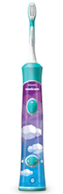 sonicare-for-kids green