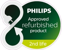 Approved refurbished product logo