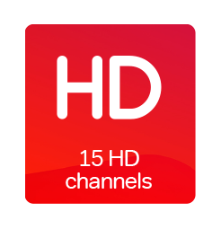 15 channels