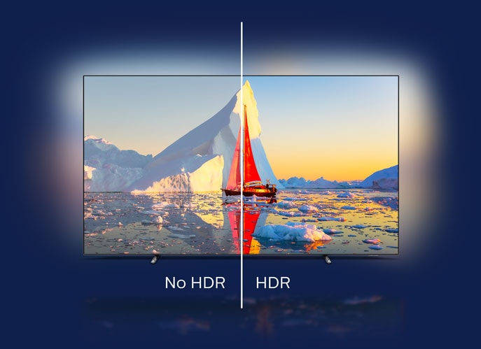 Philips HDR OLED TV with HDR10+