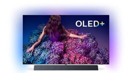 Philips OLED+ 934 4K Android Smart TV with Sound by Bowers & Wilkins