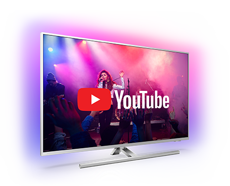 Smart TV with Youtube