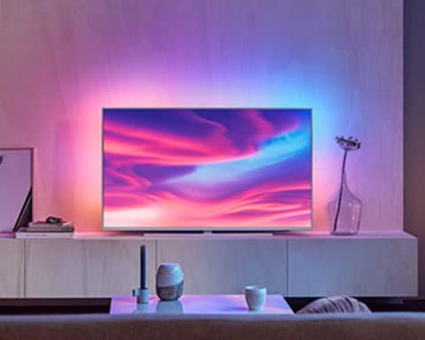 Televisions with European design