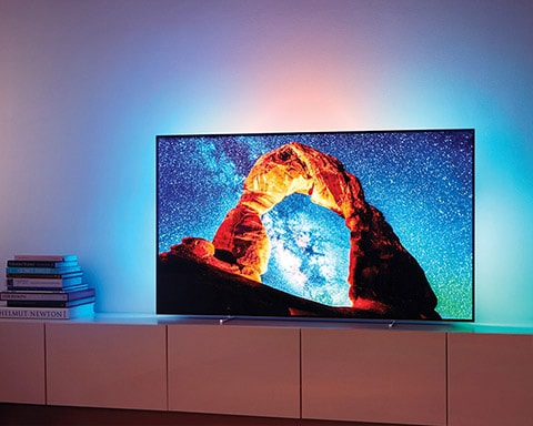 See Philips OLED 4K smart television