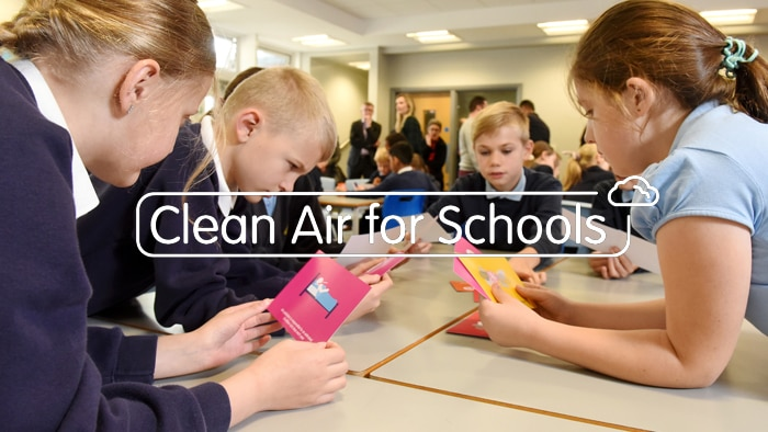 Clean Air Day 2020: Air pollution and children's learning