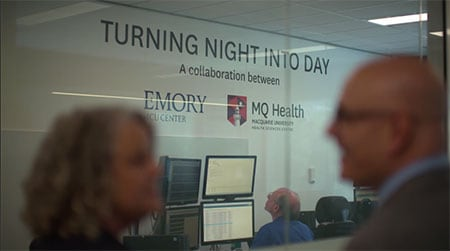 Royal Philips, Macquarie University's MQ Health and US-based Emory Healthcare, today announced the launch of Australia's first - and only - remote Intensive Care Unit (eICU) monitoring program, to improve the outcomes of high risk patients in most need of 'round-the-clock' observation.