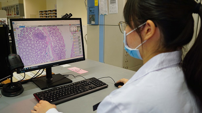 Leading pathology laboratories deploy tele-diagnostics with Philips during the COVID-19 pandemic