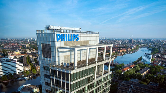Philips realigns the composition of its reporting segments